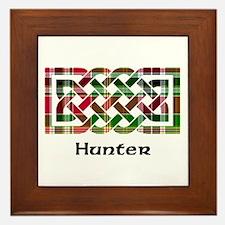 Knot - Hunter Framed Tile