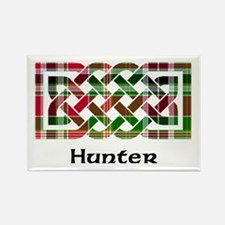 Knot - Hunter Rectangle Magnet