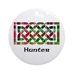 Knot - Hunter Ornament (Round)