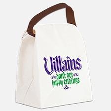 OUAT Villains Canvas Lunch Bag