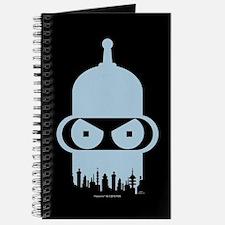 Futurama Bender City Journal