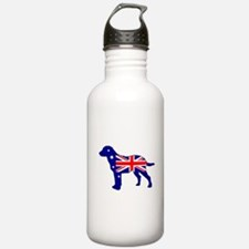 Australian Flag - Ches Sports Water Bottle