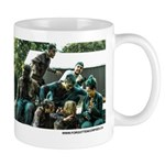 Zombie Attack Mugs