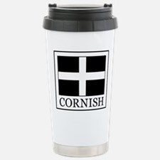 Cornish Stainless Steel Travel Mug