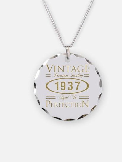 Cute 80th birthday celebration Necklace