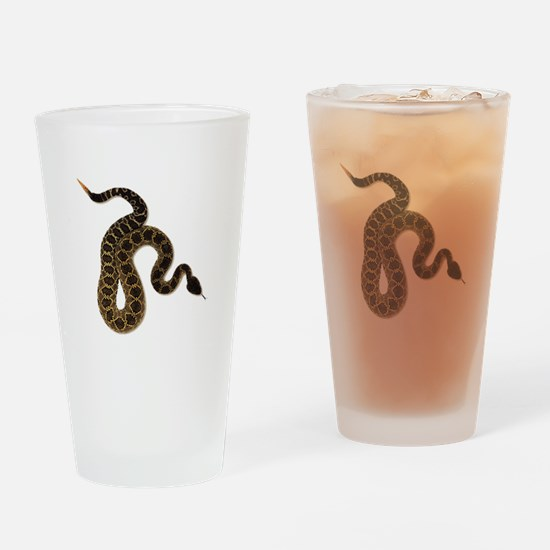 SLITHER Drinking Glass