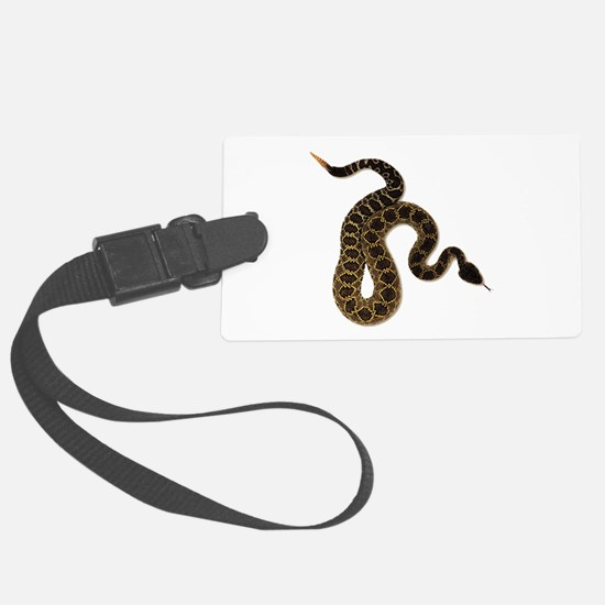 SLITHER Luggage Tag