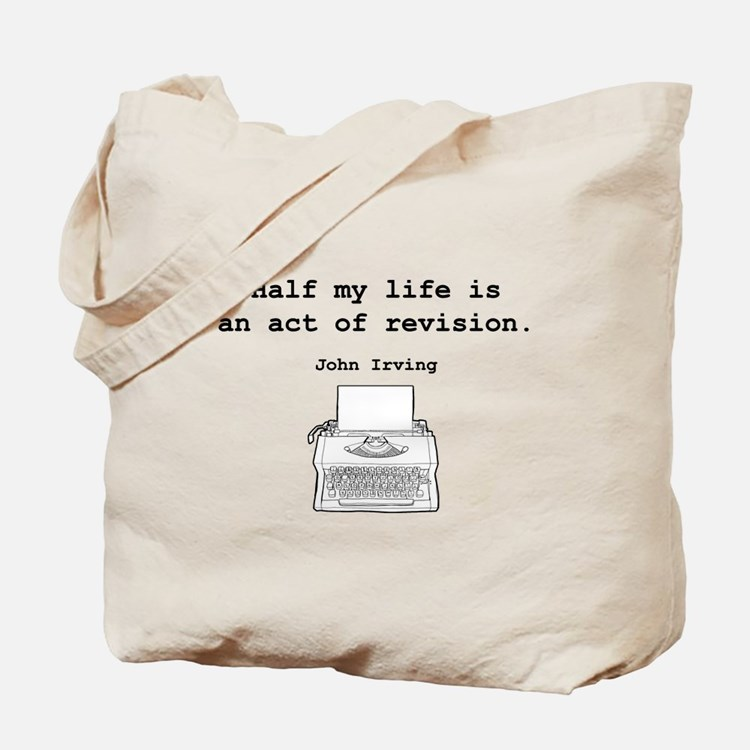 John Irving Collection Tote Bag