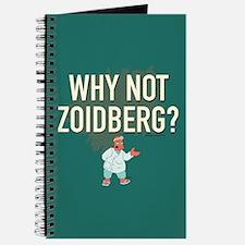 Futurama Why Not Zoidberg Journal