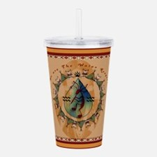 The Water Keepers Acrylic Double-wall Tumbler