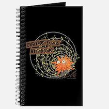 Futurama Hypotoad Journal