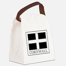 Cute Devon Canvas Lunch Bag