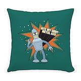 Futuramatv Everyday Pillow