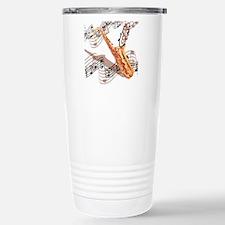 Cute Saxophone Travel Mug