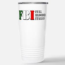 Cute Full blooded italian Travel Mug