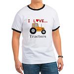 I Love Tractors Ringer T