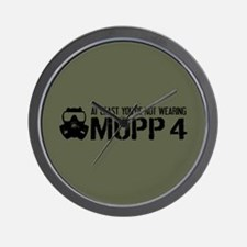 U.S. Military: At Least You're Not In MOPP 4 Wall