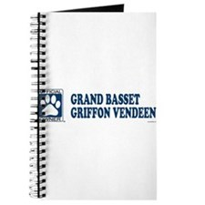 GRAND BASSET GRIFFON VENDEEN Journal