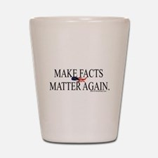Cute Fake news Shot Glass