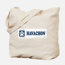 HAVACHON Tote Bag