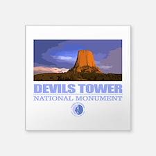 Devils Tower Sticker