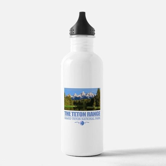 Grand Teton National Park Water Bottle