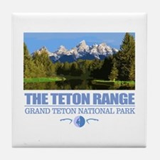 Grand Teton National Park Tile Coaster