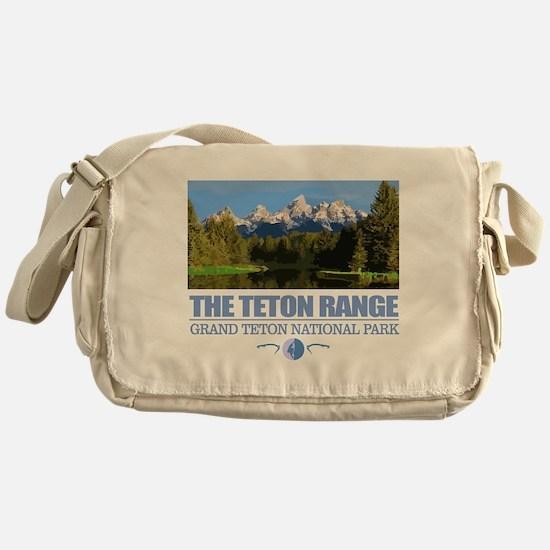 Grand Teton National Park Messenger Bag