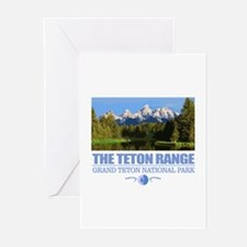 Grand Teton National Park Greeting Cards