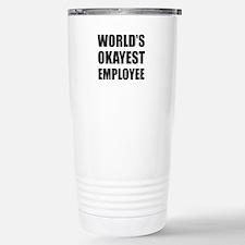 Unique Okay Travel Mug