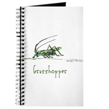 Grasshoppers and Spiders Journal