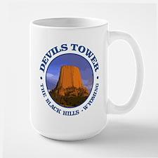 Devils Tower (rd) Mugs
