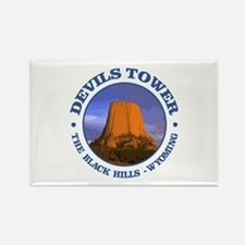 Devils Tower (rd) Magnets