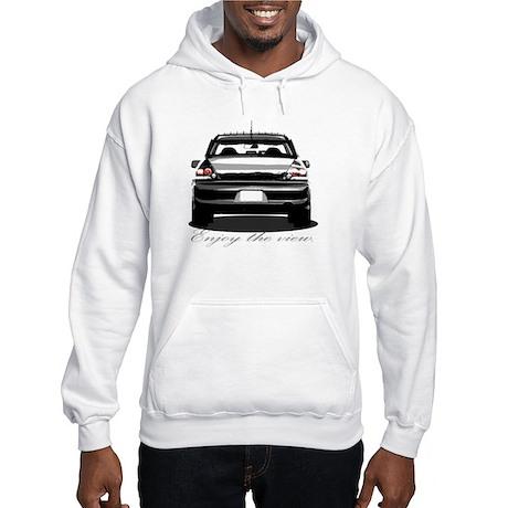 "EVO ""Enjoy the view."" Hooded Sweatshirt"