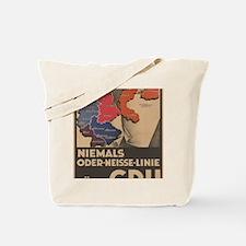 Unique Vintage polska Tote Bag