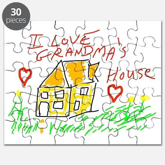 Cute Grandmas Puzzle
