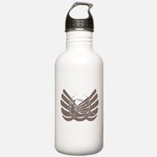 Winged Viking Dragon Water Bottle