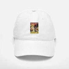 Vintage poster - War Bonds Baseball Baseball Cap