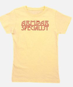 Armbar Specialist - Red T-Shirt