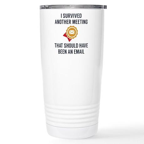 office mugs funny. stainless steel travel mug office mugs funny