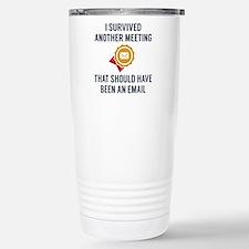 Cute Humor Travel Mug
