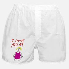 Cute Valentine greeting Boxer Shorts