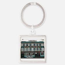 Alaska Hotel Souvenir Keychain Keychains