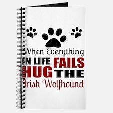 Hug The Irish Wolfhound Journal