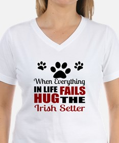 Hug The Irish Setter Shirt