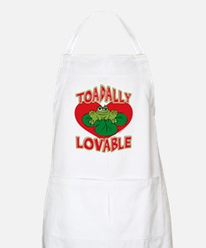 Toadally Lovable BBQ Apron