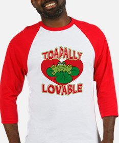 Toadally Lovable Baseball Jersey