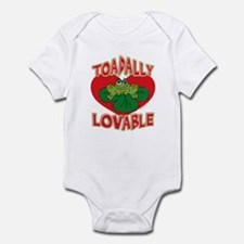 Toadally Lovable Infant Bodysuit