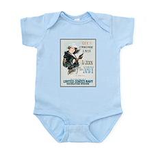 Gee I Wish I Were A Man Infant Bodysuit