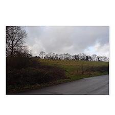 Wier Wood Resevoir Postcards (Package of 8)